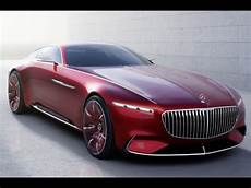 New 2017 Vision Mercedes Maybach 6 Coupe Mercedes