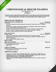 top 3 resume formats exles writing tips resume genius