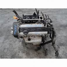 motor complete 1 4 16v vw golf iv ahw send parts