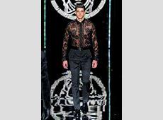 Fur Clad Male Fashion : Versace Man FW 2012