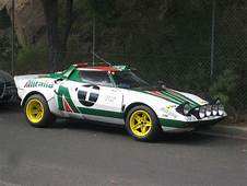 Lancia Stratos  Absolutely Beautiful Rally Car