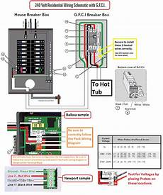 how to wire a tub diagram electrical installation correct wiring for a 240v supply canadian spa company
