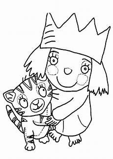 Ausmalbild Prinzessin Geburtstag Ausmalbilder Kleine Prinzessin 25 Ausmalbilder Zum