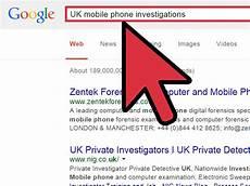 landline number to mobile how to trace a uk mobile or landline telephone number 5 steps