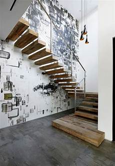 Moderne Wandgestaltung Treppenhaus - 416 best images about ideas for feature walls on