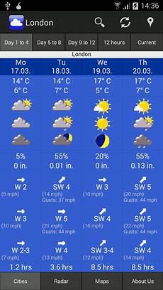 Wetter Herne 7 Tage - wetter weatheronline