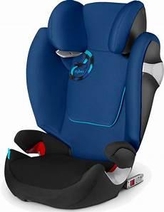 Cybex Solution M Fix Booster Car Seat True Blue