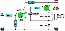 12v Relay On 6v Power Supply Electronics Lab
