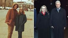 and bill clinton wedding when hill met bill celebrating the clintons 40th