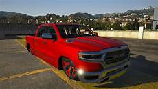 2019 dodge ram 1500 add on gta5 mods