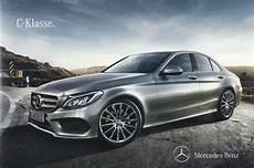 2015 Mercedes C Class Brochure Specs Leaked Autocolumn