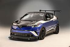 Toyota Chr Tuning - a 600 horsepower toyota c hr could only happen at sema