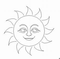Malvorlagen Sonne Und Mond Huebsche Sonne Ausmalbild Malvorlage Sonne Mond Und Sterne