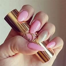 15 pink and gold nail art designs