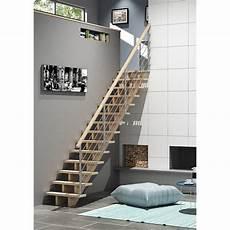 escalier bois droit escalier droit structure bois marche bois