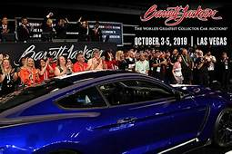Barrett Jackson Auction Las Vegas 2018  Gaserscom