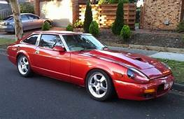 Love For The Slightly Unloved  Datsun 280ZX 2 Retro