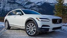 2019 volvo v90 cross country review