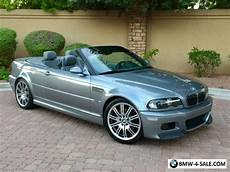 2003 bmw m3 e46 m3 convertible csl zhp for sale in united