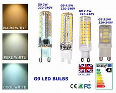 g9 led bulb light dimmable 3w 3 5w 4 5w 7 5w cool