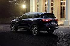 upmarket renault koleos initiale revealed by car