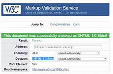 how to check html version of any website