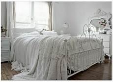 Bett Shabby Look - schlafzimmer im shabby chic stileinrichten tipps und