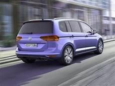 The Motoring World 2016 Saw The Volkswagen Touran Take