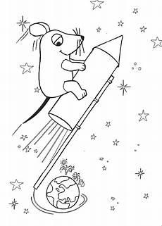 Ausmalbild Maus Rakete 301 Moved Permanently