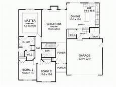 e plans ranch house plans eplans ranch house plan compact ranch 1640 square feet