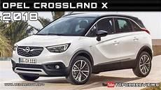 2018 Opel Crossland X Review Rendered Price Specs Release