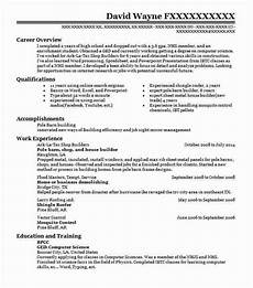 roofer and business owner resume exle m f roofing fenton michigan