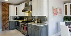 Kitchen Cabinets And Countertop Color Combinations
