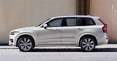 volvo xc90 facelift 2020 2020 volvo xc90 facelift gets kers technology 420 ps t8