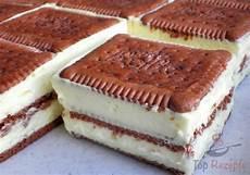 butterkeks vanillecreme schnitten ohne backen top rezepte de