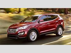 2013 Hyundai Santa Fe Reviews & Lease Deals