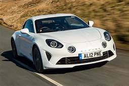 New Alpine A110 Pure 2019 Review  Pictures Auto Express