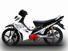 Motor Smash Modif by Modifikasi Motor Smash