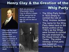 why was the whig party formed the whig party and its breakdown