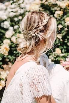 language of flowers wedding editorial hair makeup