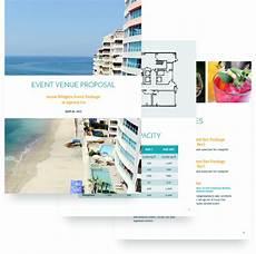 bid for hotel event venue template free sle proposify