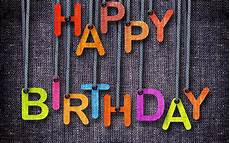 Birthday Wallpaper New happy birthday new wallpapers hd wallpapers id 20009