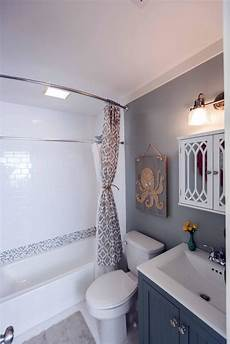 small bathroom makeovers before and after 20 small bathroom before and afters hgtv