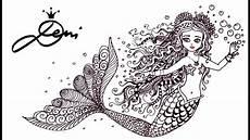 Malvorlage Einfach Meerjungfrau Malvorlage Einfach 12 Ausmalbilder Fur Euch