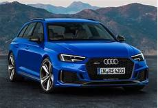 2018 Audi Rs4 Avant B9 Specifications Photo Price