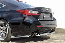 Now Carrying SKIPPER LIP KIT FRP For LEXUS RC F In Stock