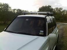Suzuki Sidekick Roof Rack by Tracker Roof Racks Suzuki Forums Suzuki Forum Site
