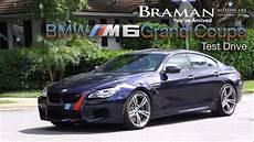 bmw m6 2017 2017 bmw m6 grand coupe test drive braman bmw wpb