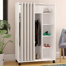 garderobenschrank design ebern designs garderobenschrank loke bewertungen