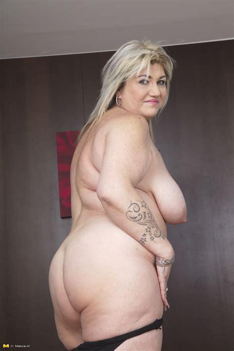 Mature Bbw Nude